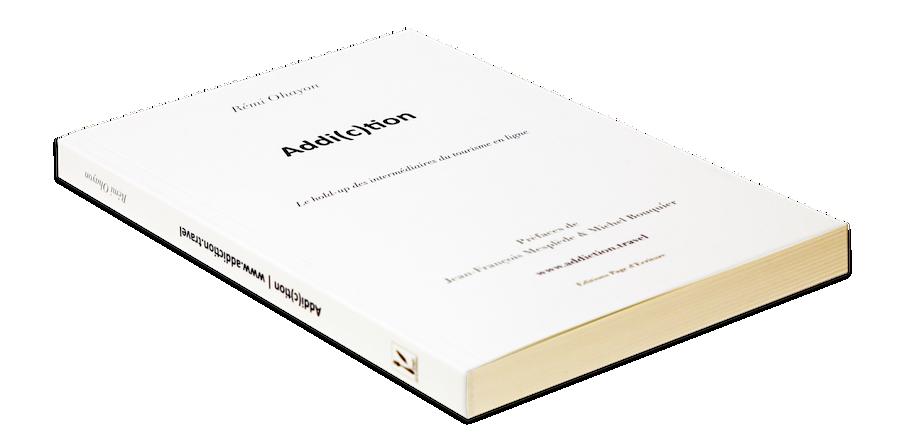 Présentation du livre Addiction de Rémi Ohayon