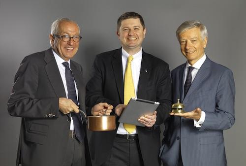Jean-François Mesplede, Rémi Ohayon et Michel Bouvier